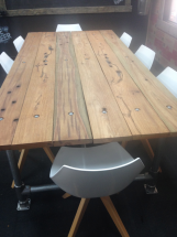 4pines Spotted Gum Tables