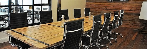 Manly Emporium Boardroom Table 2013 (2)