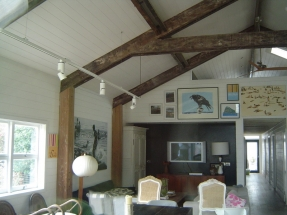Palm Beach Timber Beams