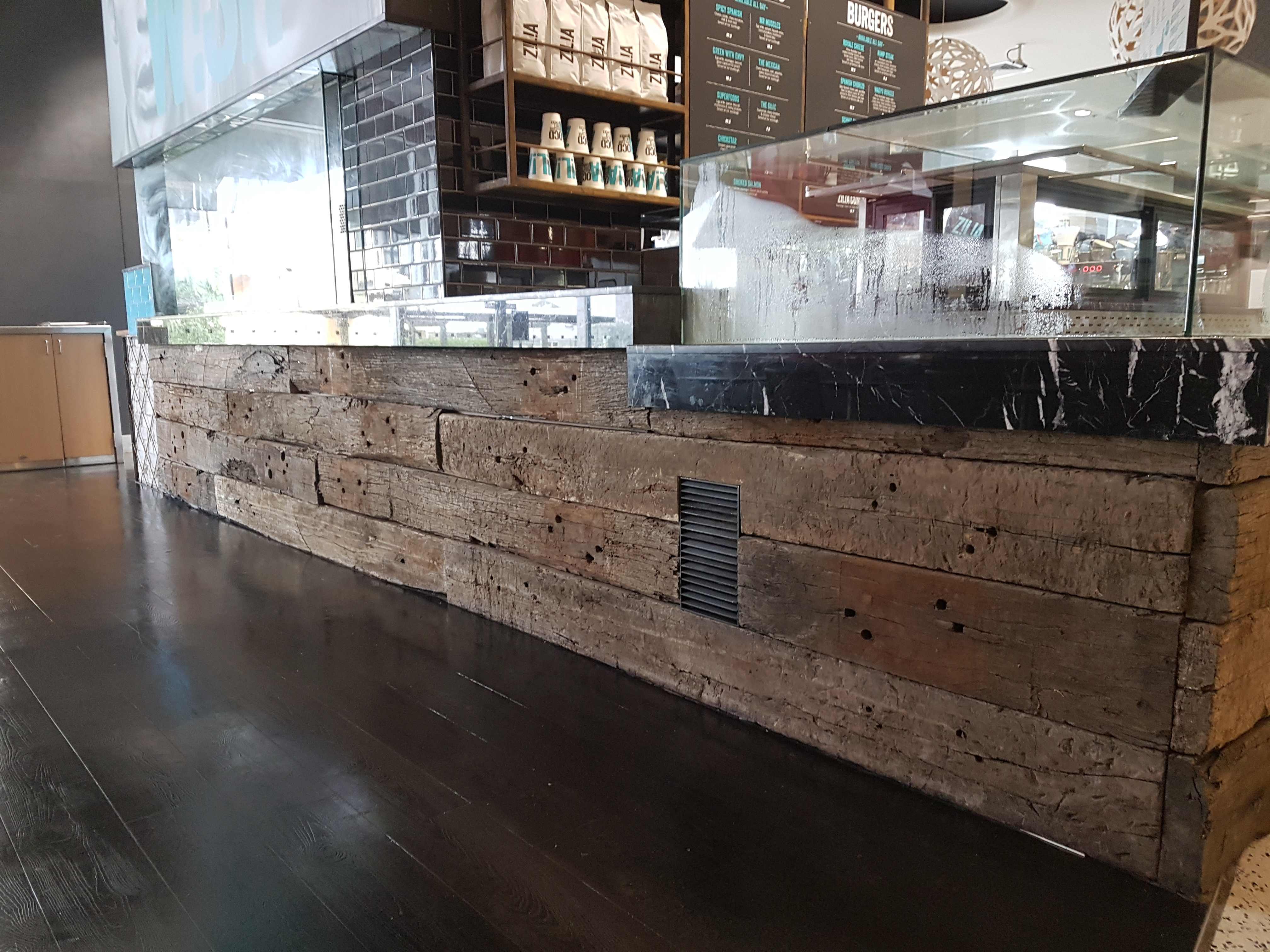 Recycled Timber Cladding