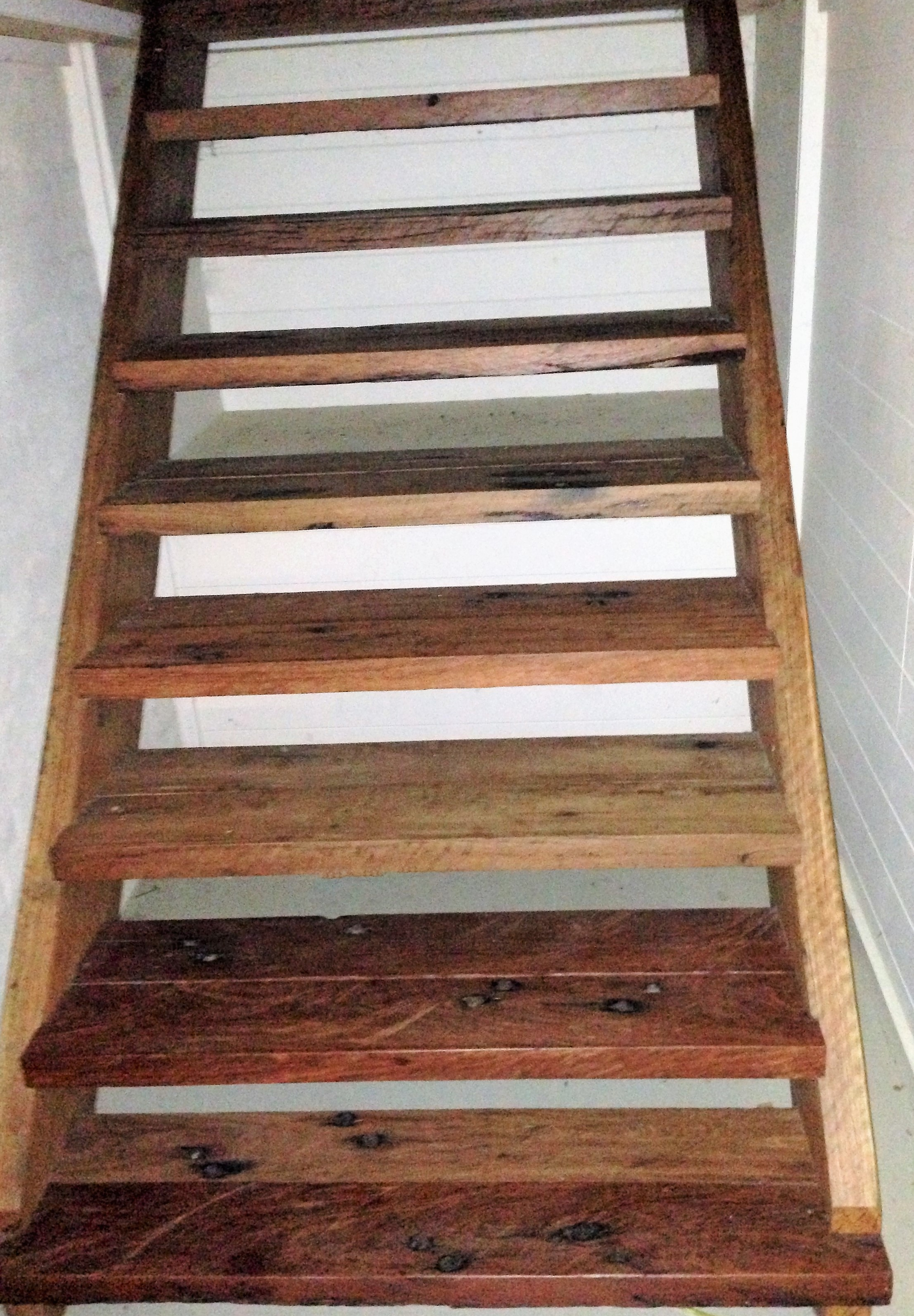 Mixed Species Stairtreads
