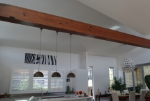 Recycled Timber SG Inside span beam