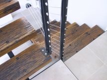 Tallowood Recycled Timber Stairs