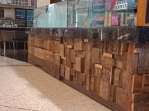 recycled Grey Weathered - Zilia Shop Hornsby Westfield